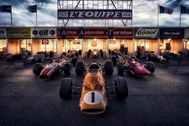 Classic & Sports Car – 20 years of the Goodwood Revival to be celebrated in style