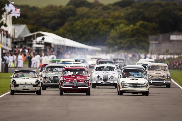 Classic & Sports Car – Star-studded cast confirmed for Revival touring car celebration