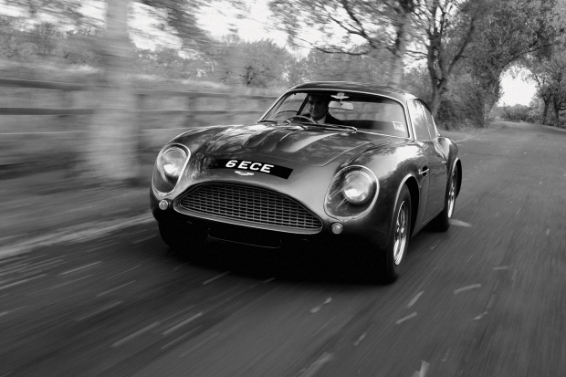 Classic & Sports Car – DB4GT Zagato joins the 'continuation' gang