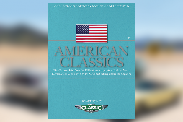 Classic & Sports Car – Go large with our American Classics Greatest Hits
