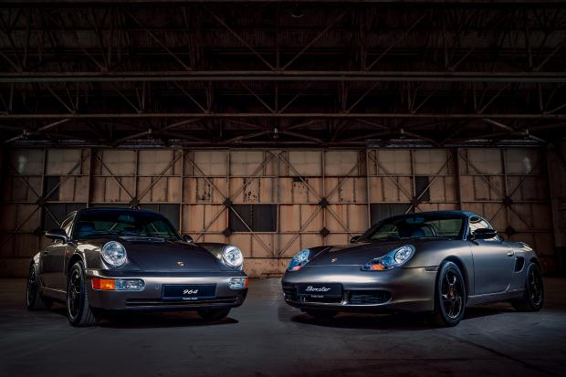 Classic & Sports Car – 20 restored Porsches set for NEC show reveal