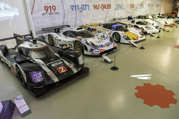 Classic & Sports Car – Porsche celebrated in Le Mans exhibition