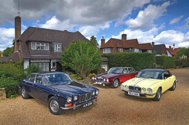 Why the Jaguar XJ is the world's best saloon car | Classic