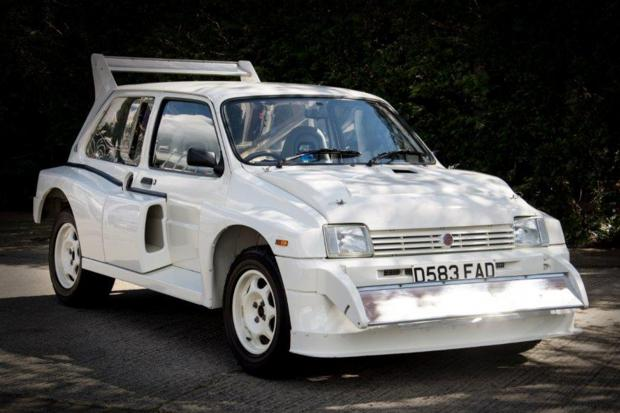 Classic & Sports Car – This 175-mile MG Metro 6R4 could be yours