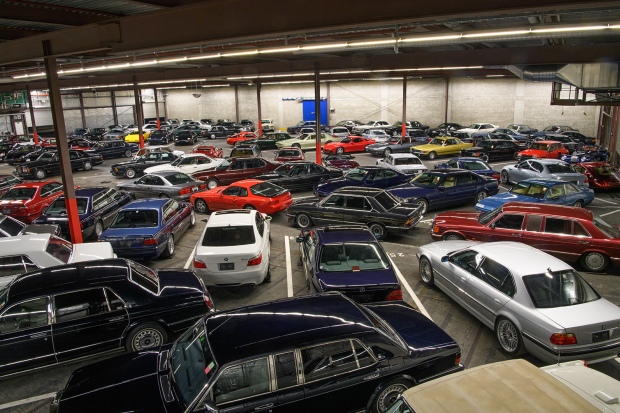 Incredible 140-car 'Youngtimer' collection for sale