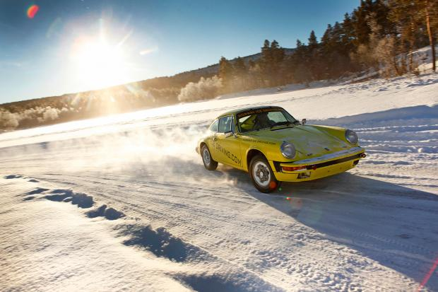 Classic & Sports Car – Let it snow, let it snow, let it snow!