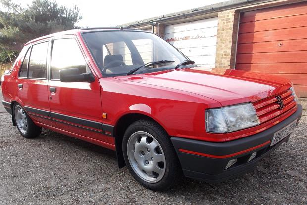 Classic & Sports Car – Why this Peugeot 309 is the low-mile classic you didn't know you needed