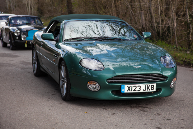 Classic & Sports Car – DB7 to be star of the show at Simply Aston Martin