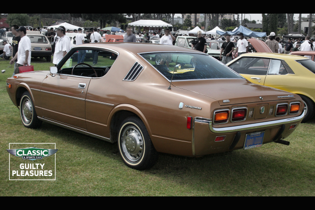 Classic & Sports Car – Guilty pleasures: Toyota Crown Coupé