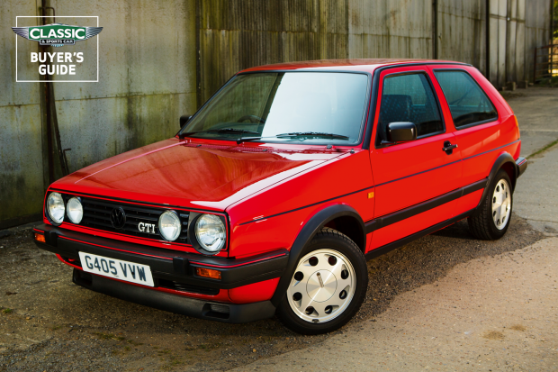Volkswagen Golf GTi Mk2 buyer's guide: what to pay and what