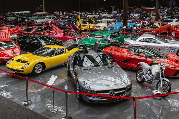 Classic & Sports Car – Entire Australian museum collection for sale next Sunday