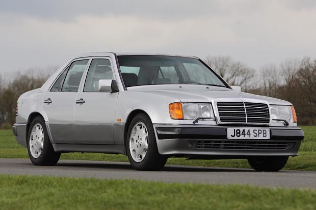 Classic & Sports Car – Want Rowan Atkinson's Mercedes-Benz 500E? Silly question...