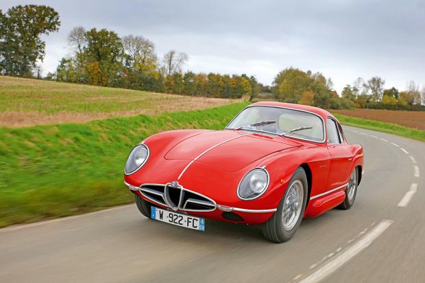 Alfa Romeo Disco Volante For Sale >> Alfa Romeo Sportiva: dream drive in a stillborn stunner | Classic & Sports Car