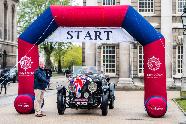 Classic & Sports Car – Round the world classic rally launched