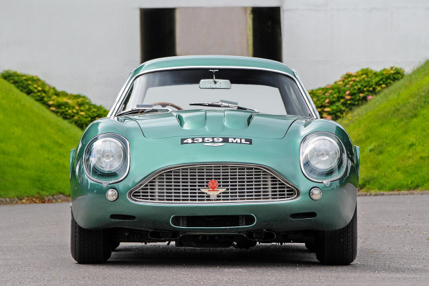 Classic & Sports Car – See every single Aston Martin Zagato, ever, together
