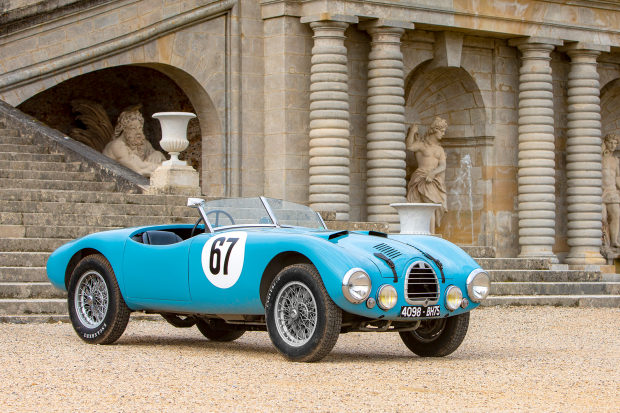 Classic & Sports Car – One-of-two, ex-Fangio Gordini to light up castle sale