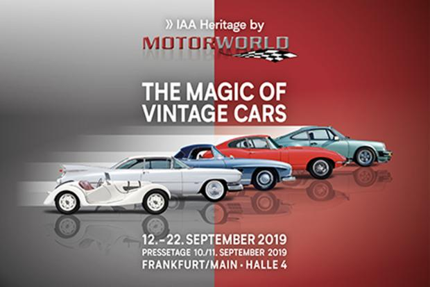 Classic & Sports Car – IAA Heritage by MOTORWORLD