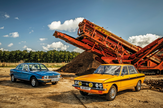 Classic & Sports Car – Separated at birth: NSU Ro80 vs VW K70