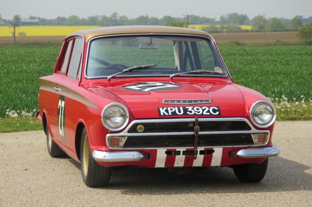 Classic & Sports Car – Live your racing-driver dreams in this title-winning Cortina!