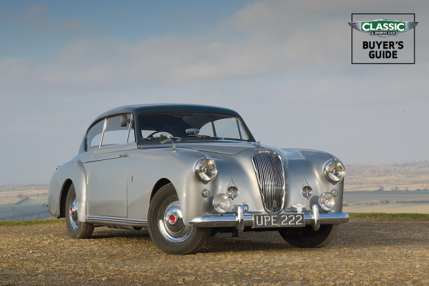 Classic & Sports Car – Buyer's guide: Lagonda 2.6 Litre / 3 Litre