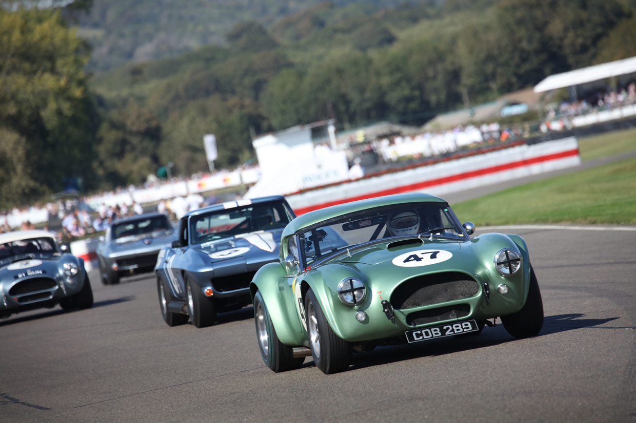 Classic & Sports Car – Goodwood reveals its 2020 dates