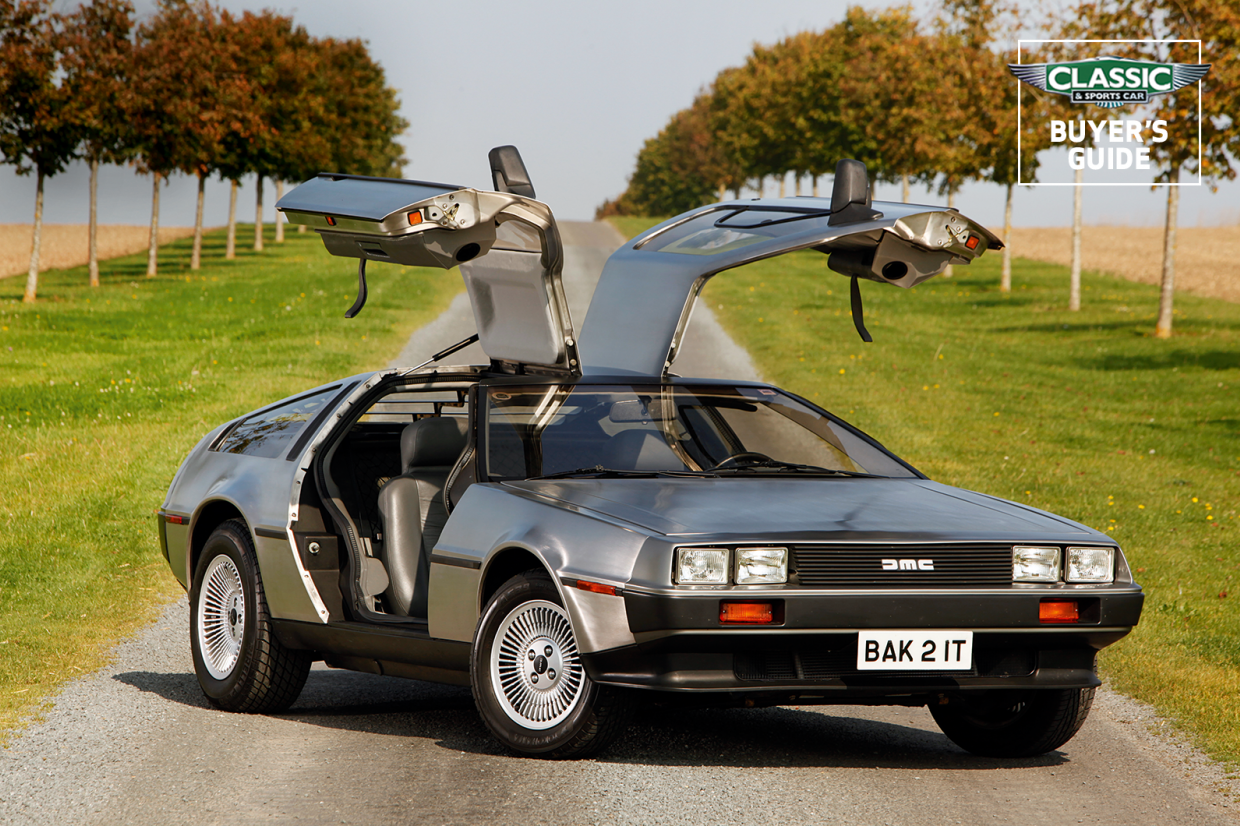 Delorean Dmc 12 Buyer S Guide What To Pay And What To Look For Classic Sports Car
