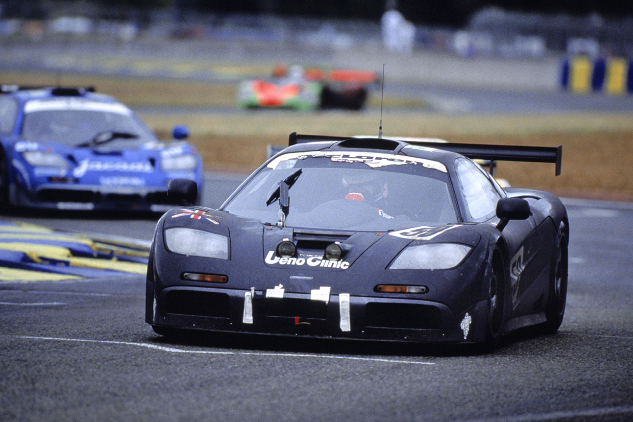 Classic & Sports Car – Le Mans McLarens set for anniversary showcase
