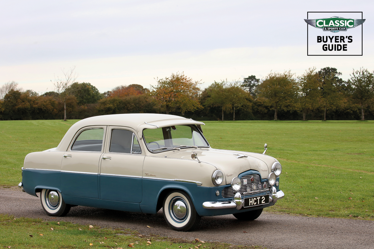 Classic & Sports Car – Buyer's guide: Ford Consul, Zephyr and Zodiac