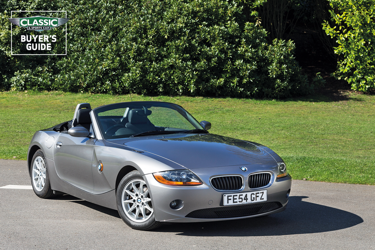 Classic & Sports Car – Buyer's guide: BMW Z4