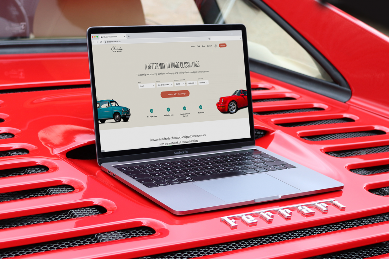 Classic & Sports Car – Classic car sourcing platform launches for dealers