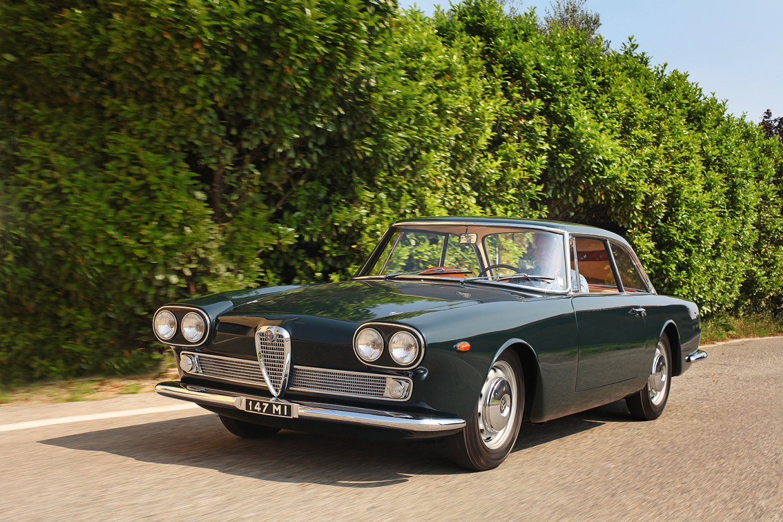 Praho: the unique Alfa Romeo you might never have heard of