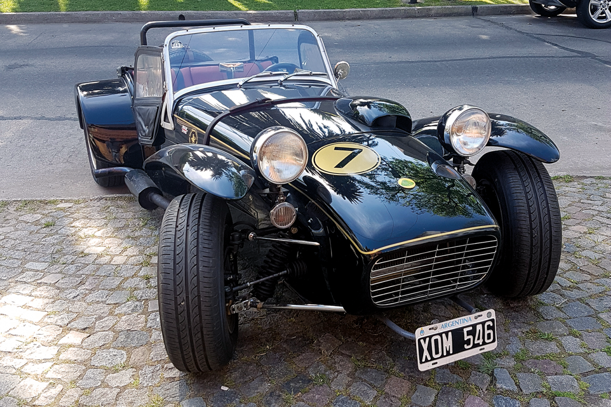 Classic & Sports Car – Your classic: Lotus Seven (Fiat twin-cam)