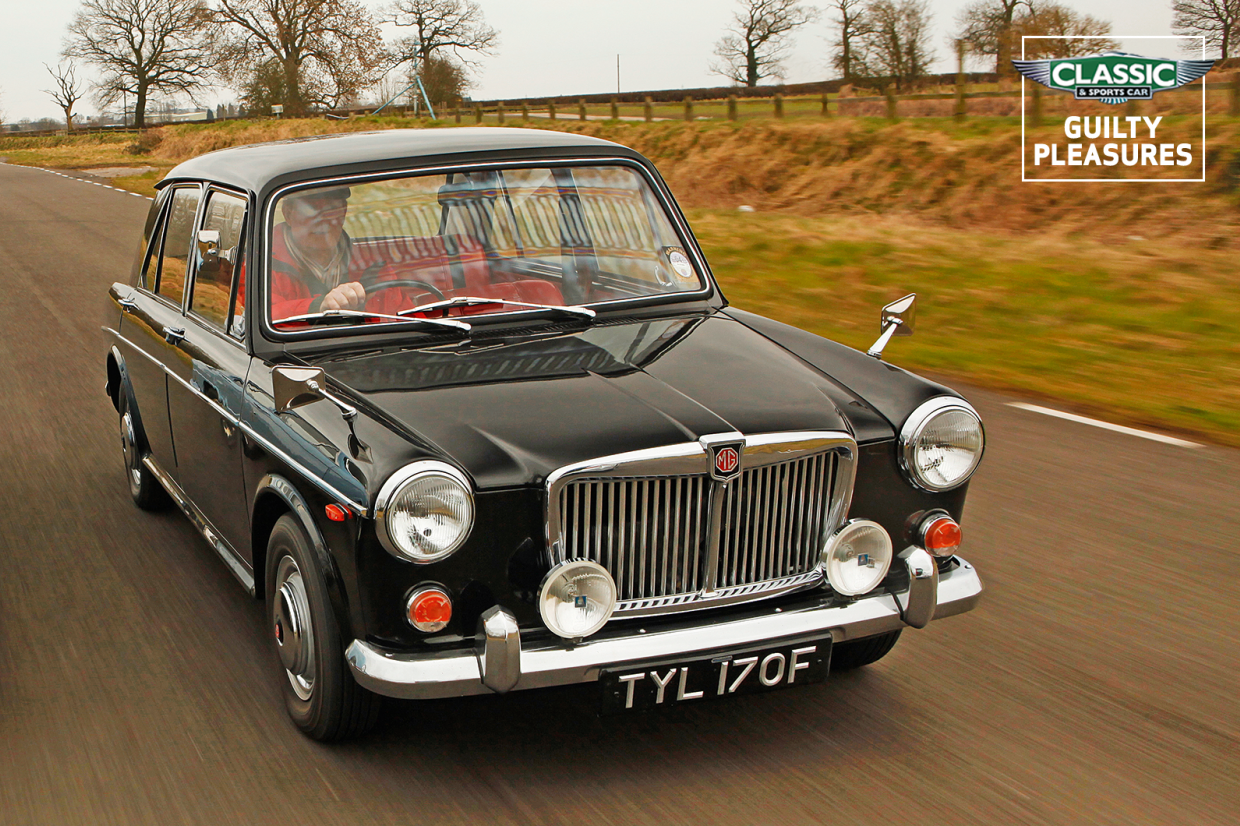 Classic & Sports Car – Guilty pleasures: MG 1100/1300