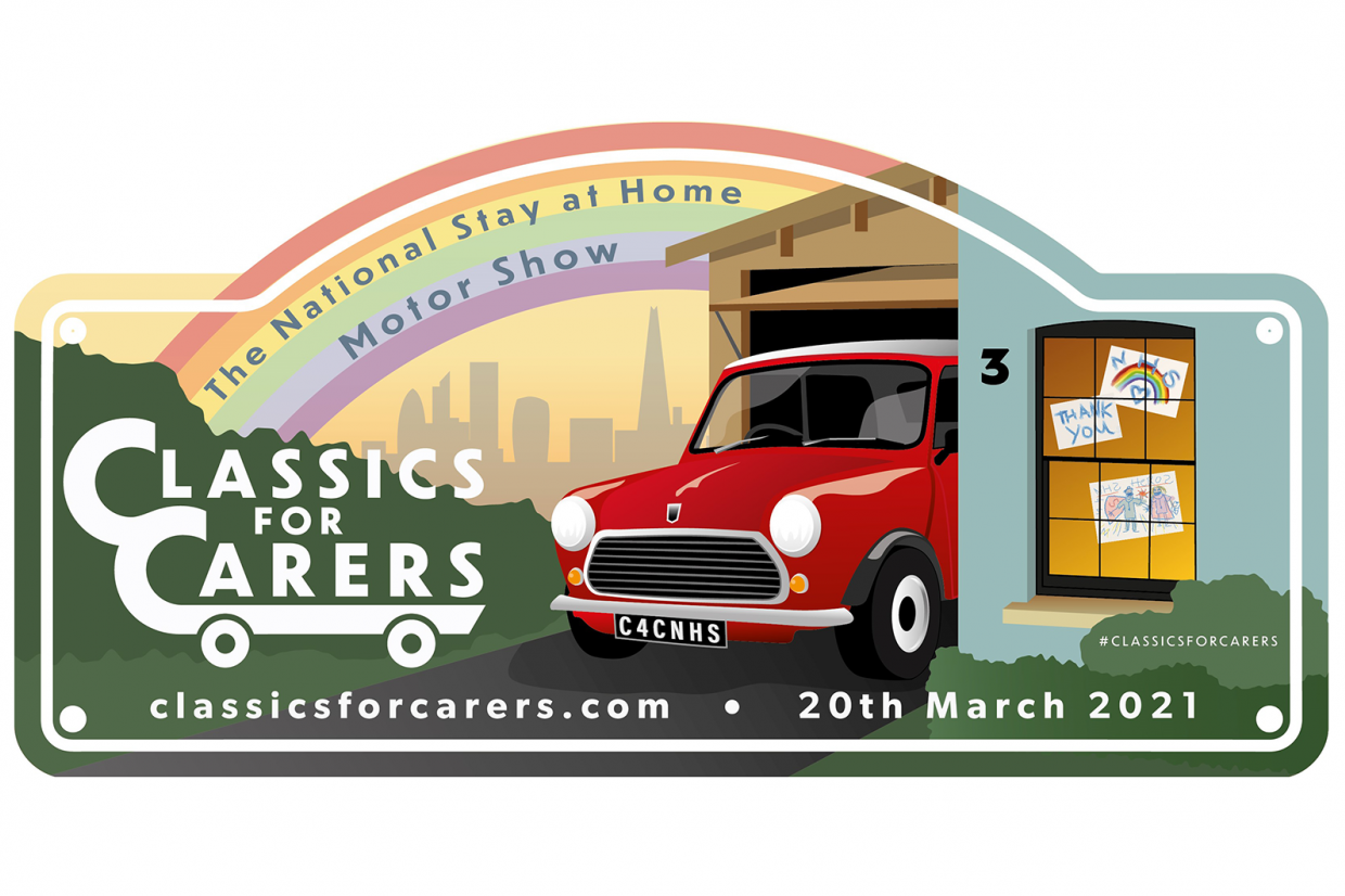Classic & Sports Car – Classics for Carers is back