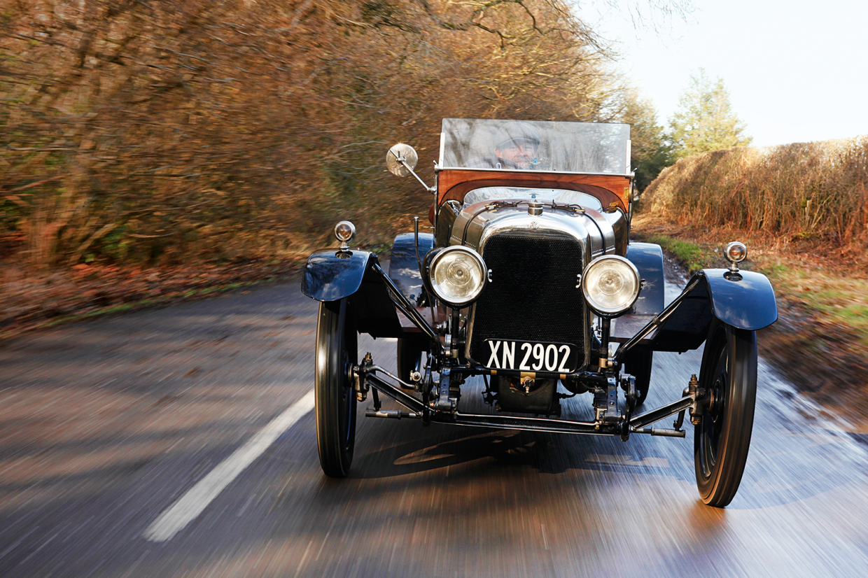 Classic & Sports Car – Oldest Aston Martin to star at Concours of Elegance