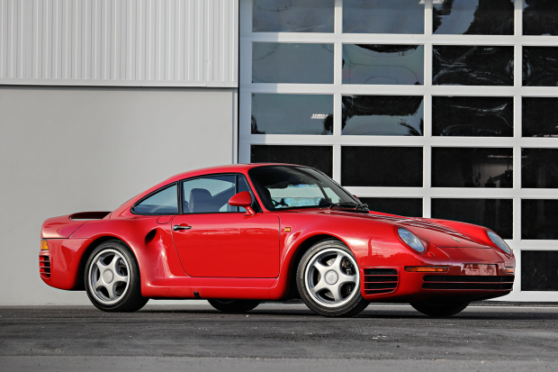 £3M Porsche collection to be auctioned at Amelia Island