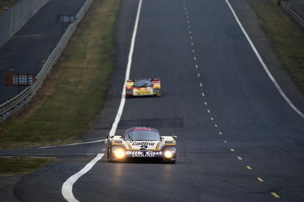 Classic & Sports Car – Remembering Le Mans 1988