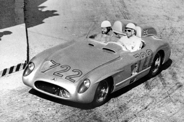 Classic & Sports Car – 3000hp racer headlines for Mercedes at Goodwood
