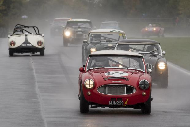 Classic & Sports Car – Report: Autumn Classic 2018