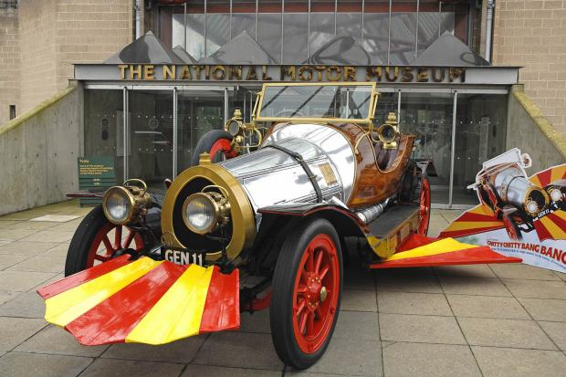 Classic & Sports Car – Calling all Chitty Chitty Bang Bang fans