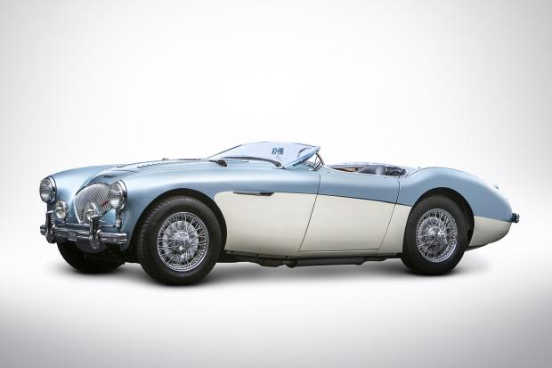 Classic & Sports Car – DB4 leads Bonhams' record-breaking £7m Zoute Sale