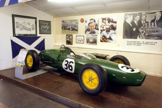 Classic & Sports Car – Donington's museum announces closure