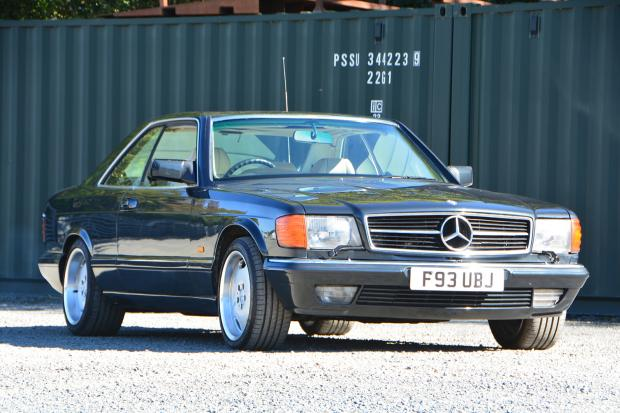 Classic & Sports Car – James Hunt's SEC is an auction steal!