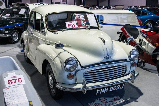 'Everyman classics' make £1.6m at CCA Christmas sale