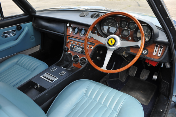 Classic & Sports Car – V12 Ferrari tops Autosport International sale