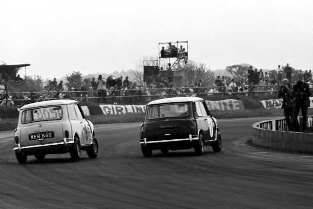 Classic & Sports Car – It's a Mini anniversary at the Silverstone Classic