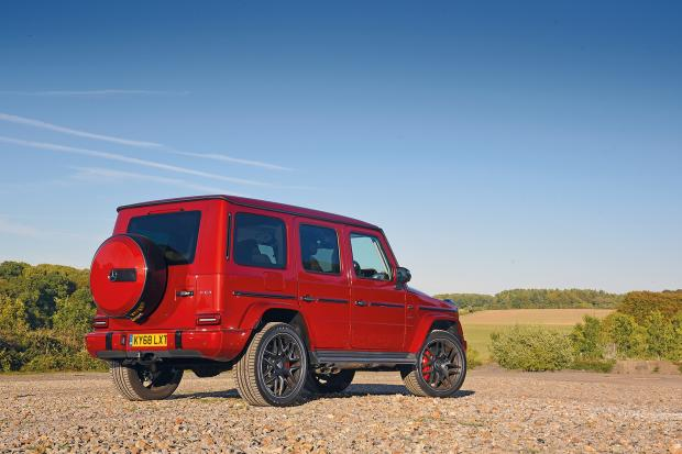 Classic & Sports Car – Future classic: Mercedes-Benz G63 AMG