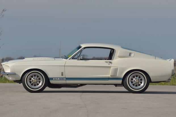 Classic & Sports Car – This is the most expensive Mustang ever