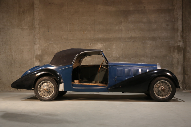 Trio of Bugatti barn finds head for Rétromobile sale