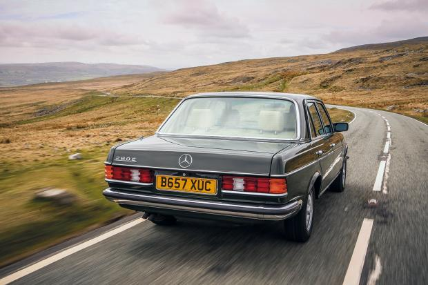 Mercedes-Benz W123: some things were built to last | Classic